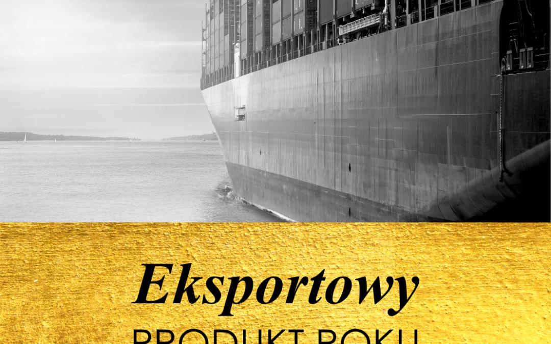 """""""Eksportowy Produkt Roku"""" NIEUŻYWANE"""